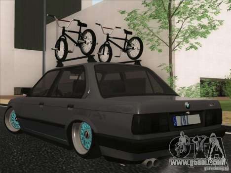 BMW E30 Rat for GTA San Andreas right view