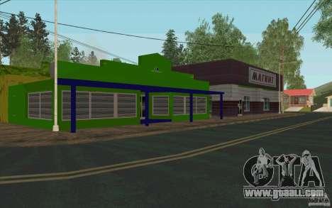 A new village Dillimur for GTA San Andreas ninth screenshot