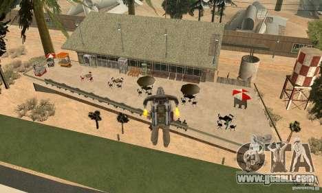 New CJs Airport for GTA San Andreas