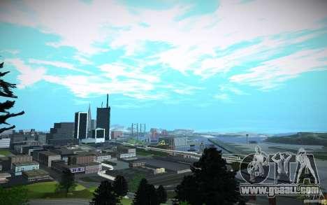 Timecyc for GTA San Andreas fifth screenshot