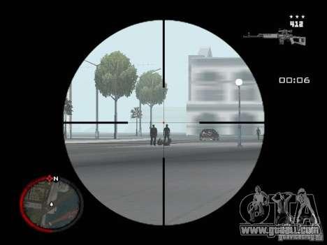 MASSKILL for GTA San Andreas fifth screenshot