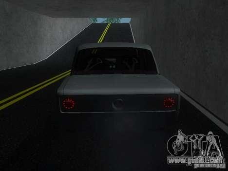 VAZ 2106 Drag Racing for GTA San Andreas right view