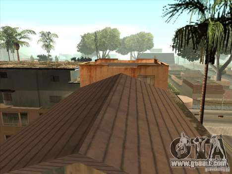 Map for Parkour and bmx for GTA San Andreas seventh screenshot