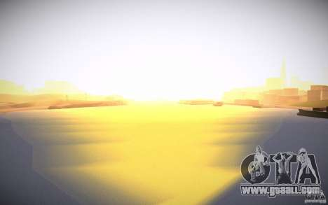 HD Water v4 Final for GTA San Andreas seventh screenshot