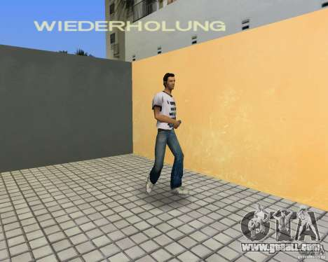 Pak from GTA 4 the Lost and Damned for GTA Vice City sixth screenshot