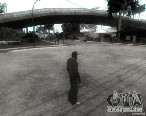 GTA SA - Black and White for GTA San Andreas