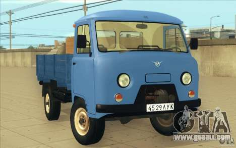 UAZ-3303 for GTA San Andreas