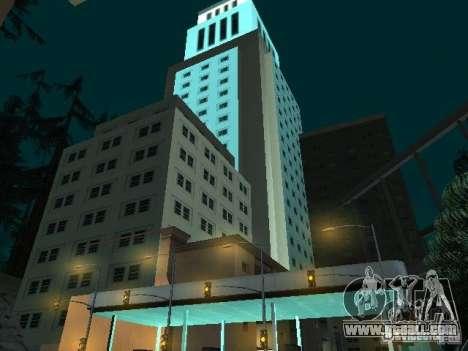 New CITY v1 for GTA San Andreas third screenshot