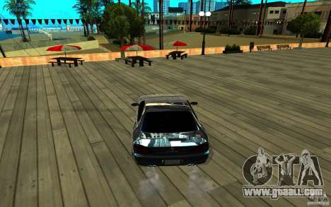 ENB for any computer for GTA San Andreas eighth screenshot