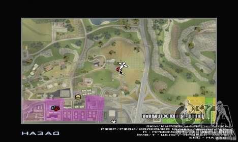 A Villa for GTA San Andreas second screenshot