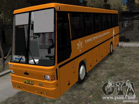 MAZ 152A for GTA 4