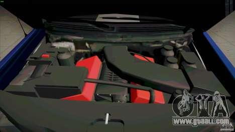 Ford Lobo Lariat Ecoboost 2013 for GTA San Andreas inner view