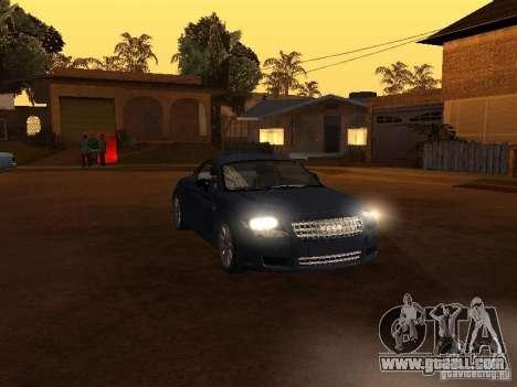 Audi TT 3.2 Quattro for GTA San Andreas