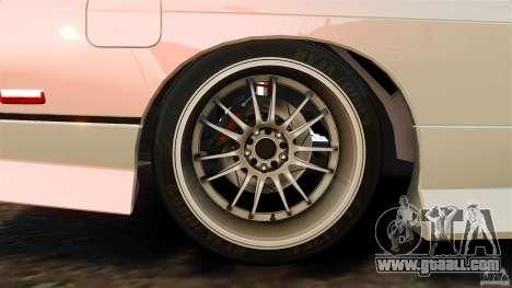 Nissan 240SX facelift Silvia S15 [RIV] for GTA 4 bottom view
