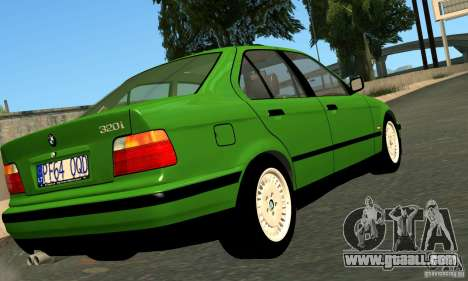 BMW E36 320i for GTA San Andreas
