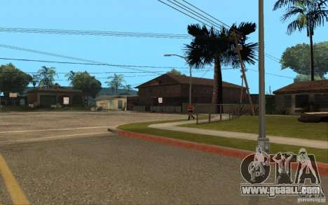 S.T.A.L.K.E.R House for GTA San Andreas fifth screenshot
