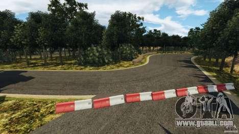 Bihoku Drift Track v1.0 for GTA 4 seventh screenshot
