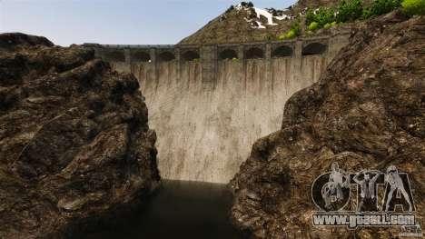 Countryside Mountains V for GTA 4 seventh screenshot