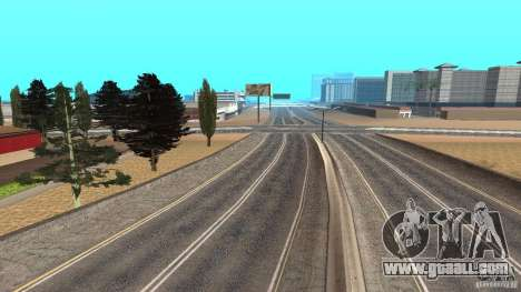 New HQ Roads for GTA San Andreas fifth screenshot