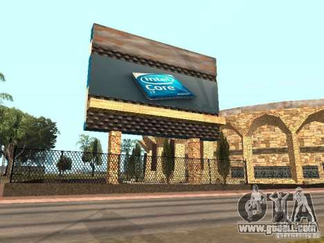 A new stadium in Los Santos for GTA San Andreas third screenshot