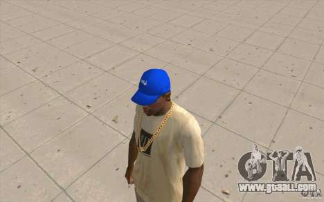 Intel Cap for GTA San Andreas