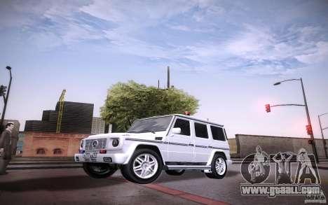 New Graphic by musha v2.0 for GTA San Andreas third screenshot
