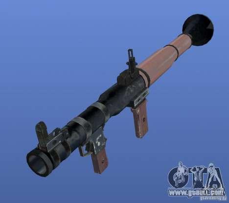 RPG Texture for GTA 4 second screenshot
