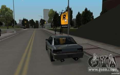 ENBSeries v1 for SA:MP for GTA San Andreas fifth screenshot