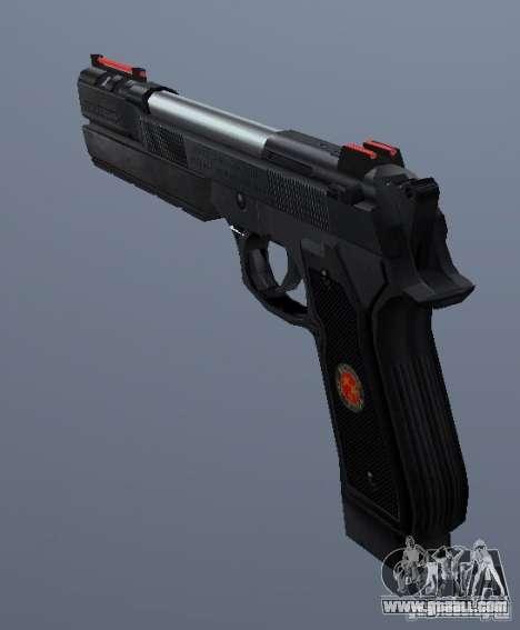 Desert Eagle for GTA San Andreas fifth screenshot
