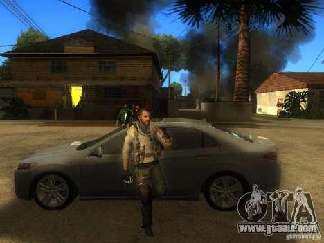 Animation Mod for GTA San Andreas