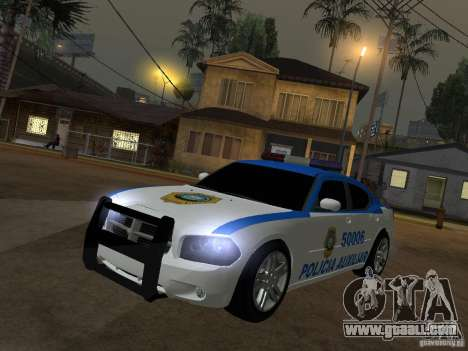 Dodge Charger Police for GTA San Andreas