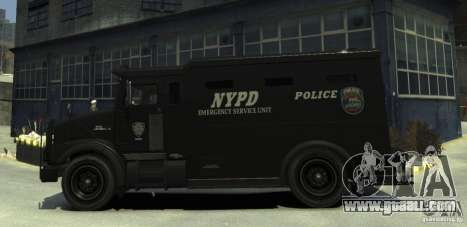 Ultimate NYPD Uniforms mod for GTA 4 third screenshot
