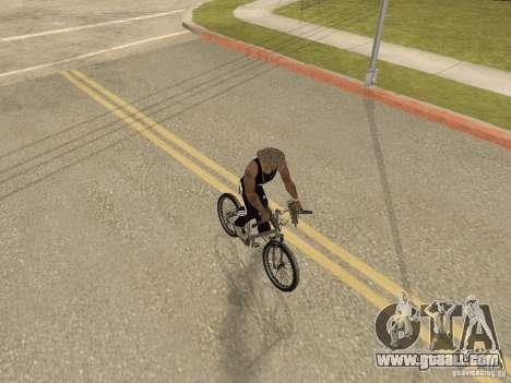Hide-get weapons in the car for GTA San Andreas third screenshot