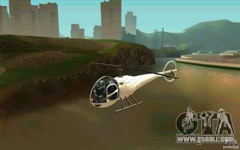 Dragonfly - Land Version for GTA San Andreas