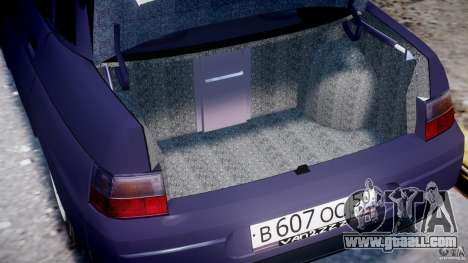 Vaz-21103 v2.0 for GTA 4 right view