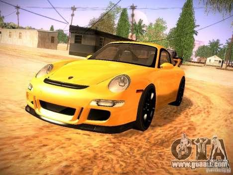 Porsche 911 for GTA San Andreas