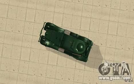 BA-20 for GTA San Andreas right view