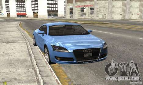 Audi TT 2006 for GTA San Andreas