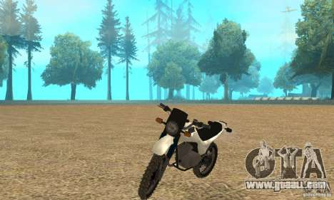 ZID Owl 175 Cross for GTA San Andreas
