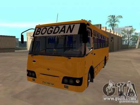 BOGDAN A 09202 for GTA San Andreas