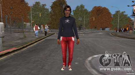 Player Selector for GTA 4 third screenshot