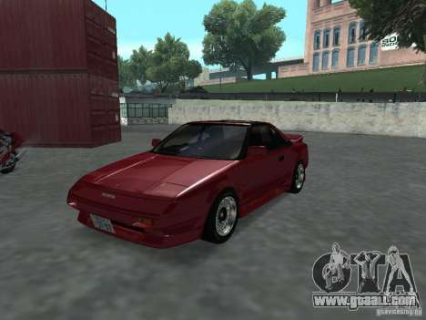 Toyota MR2 for GTA San Andreas