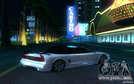 New InFernus for GTA San Andreas left view