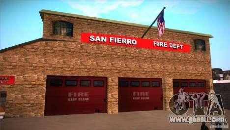 San Fierro Upgrade for GTA San Andreas sixth screenshot