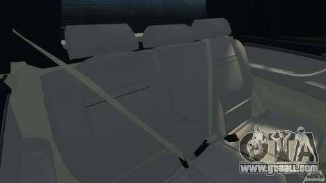 BMW X5 xDrive30i for GTA 4 side view