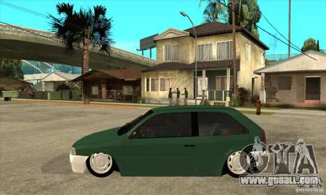 Volkswagen Gol v1 for GTA San Andreas left view