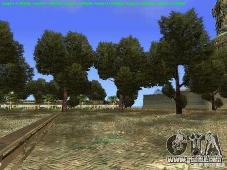 Statue of liberty 2013 for GTA San Andreas fifth screenshot