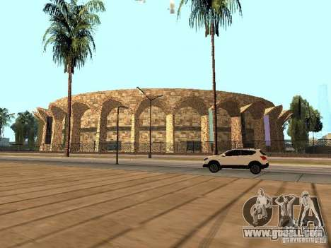 A new stadium in Los Santos for GTA San Andreas forth screenshot