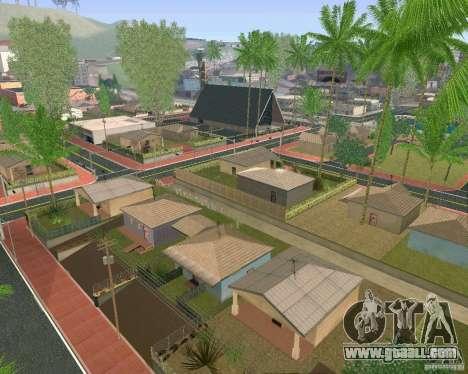 New Textures Of Los Santos for GTA San Andreas tenth screenshot