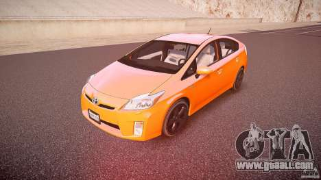 Toyota Prius 2011 for GTA 4